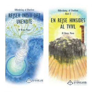 Bruce Moens bøger